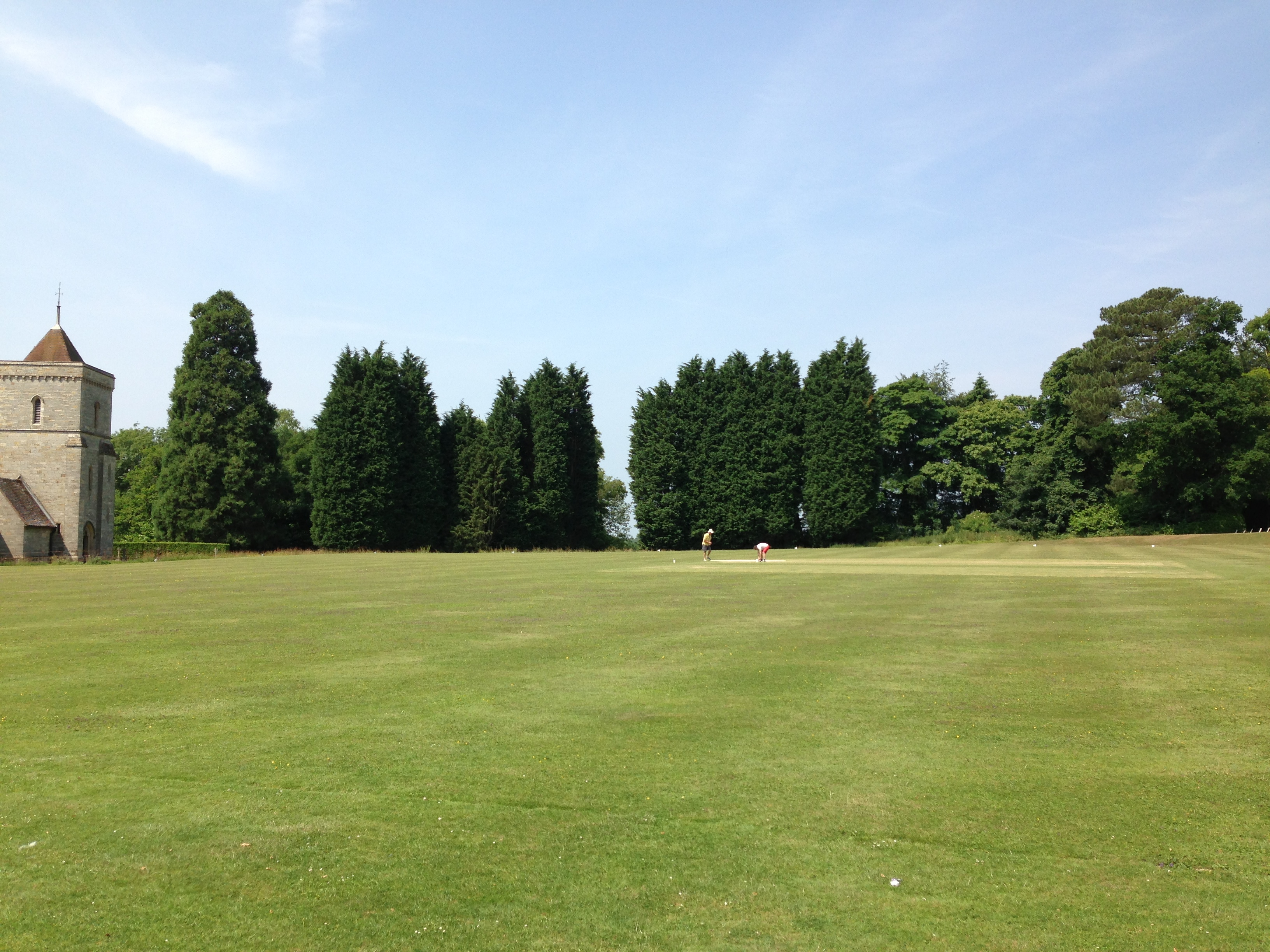 Temple Grove Cricket
