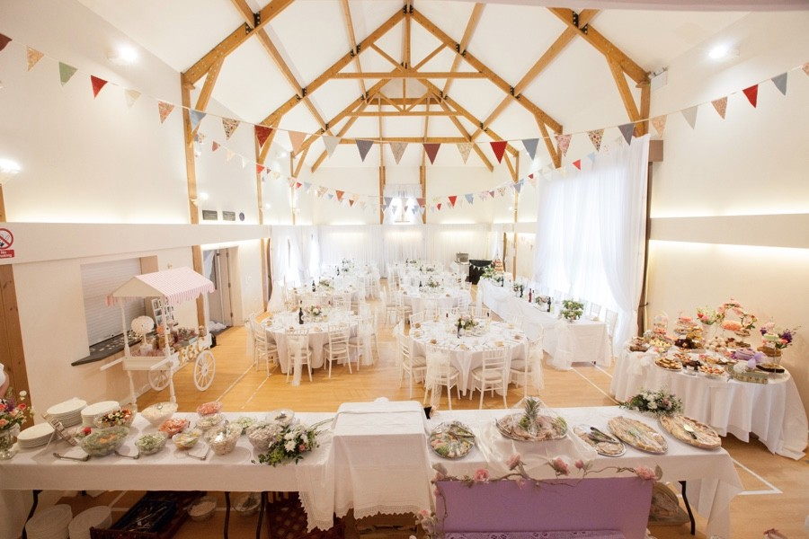 Weddings High Hurstwood Village Hall